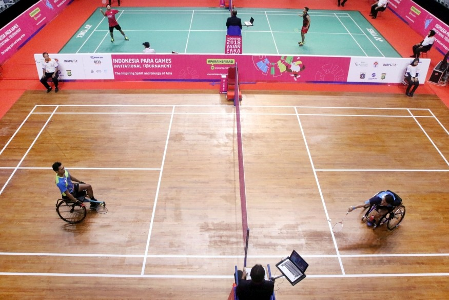 Some people with disabilities to receive free Asian Para Games tickets: Committee