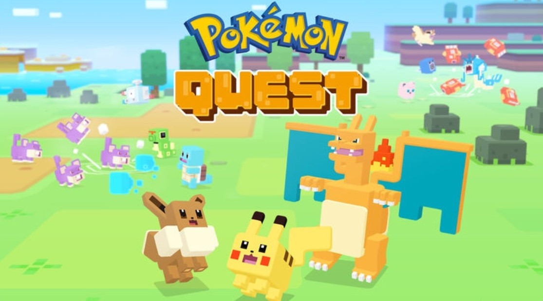 'Pokémon Quest' comes to iOS and Android