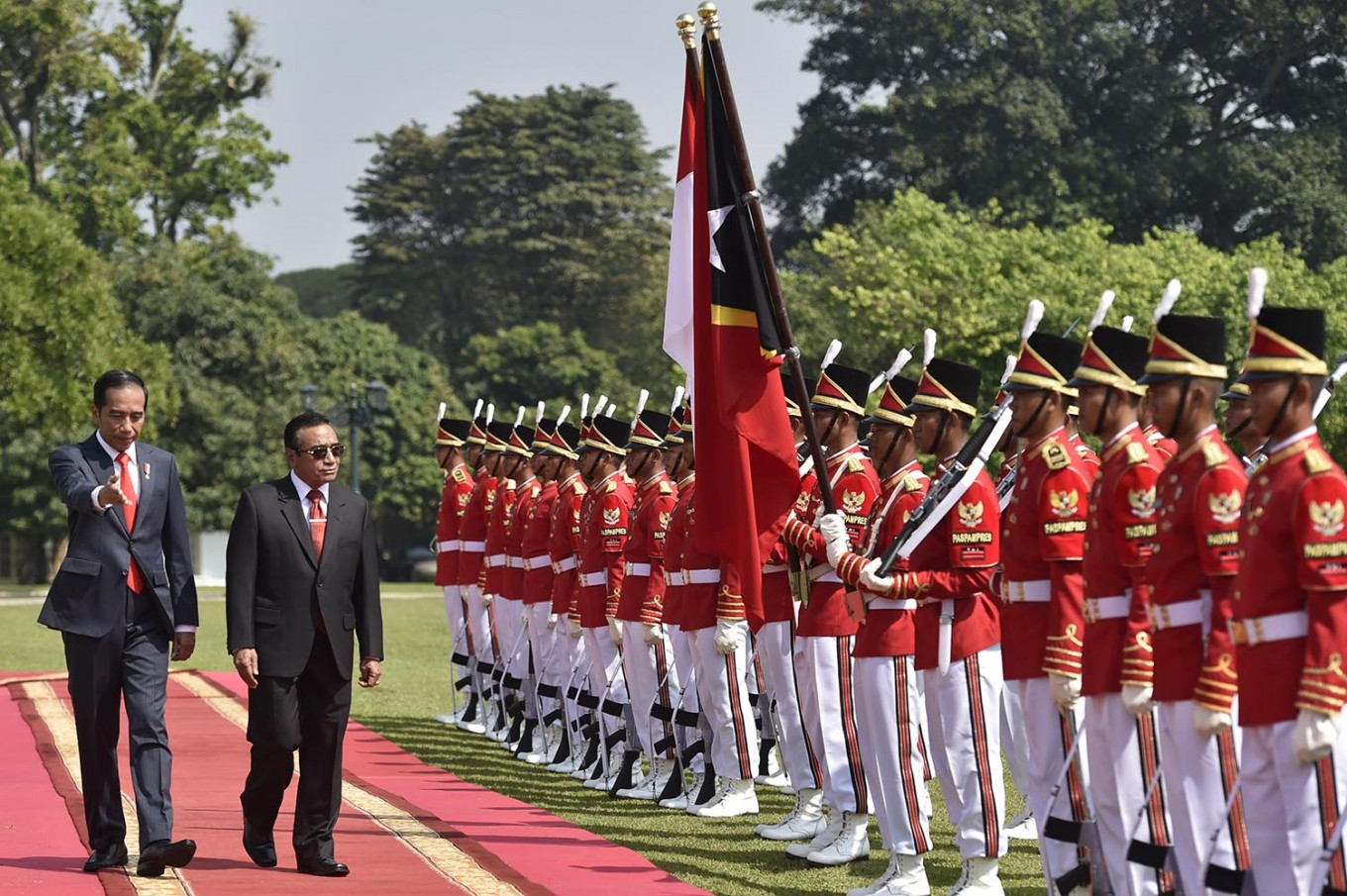 Timor Leste 'wants to contribute', not be burden to ASEAN