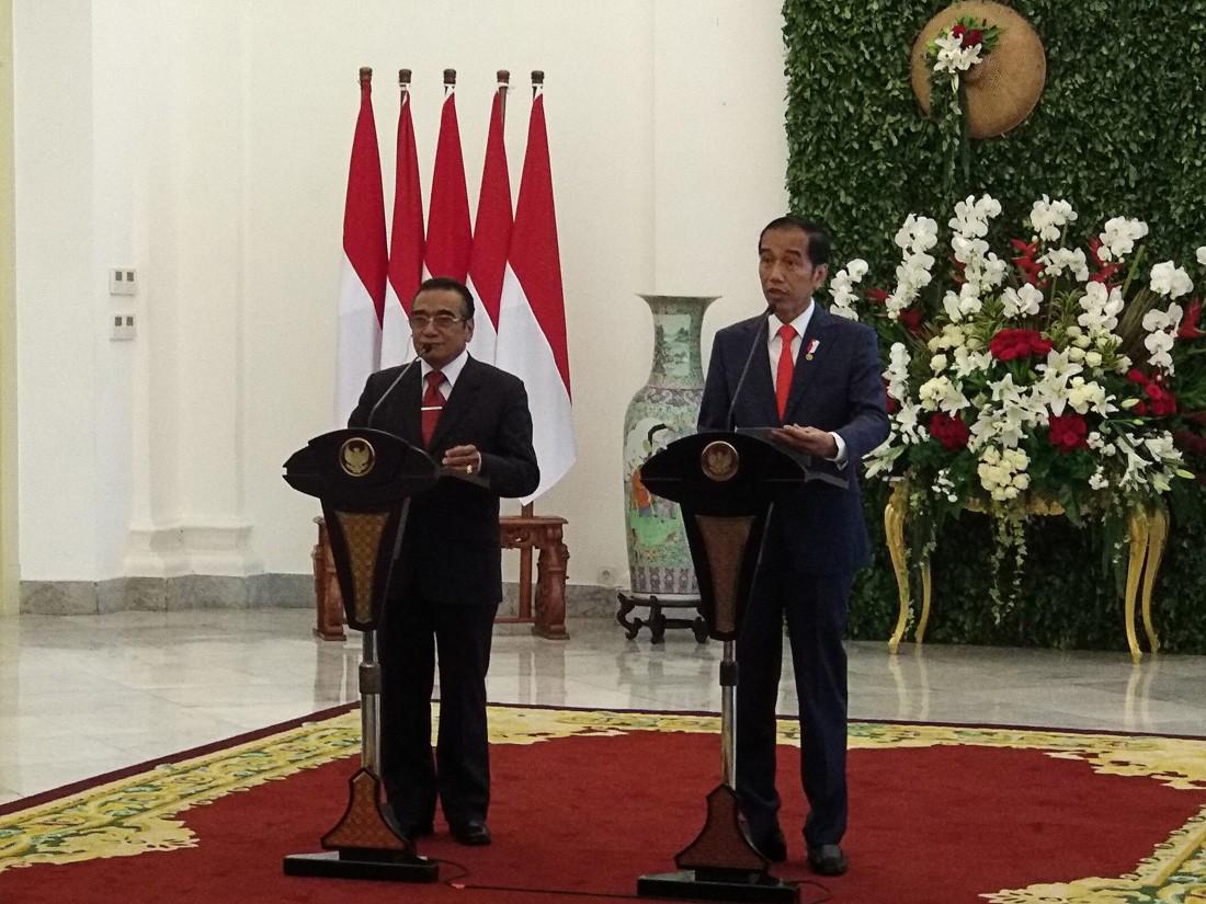 Jokowi congratulates Timor Leste for successful parliamentary election