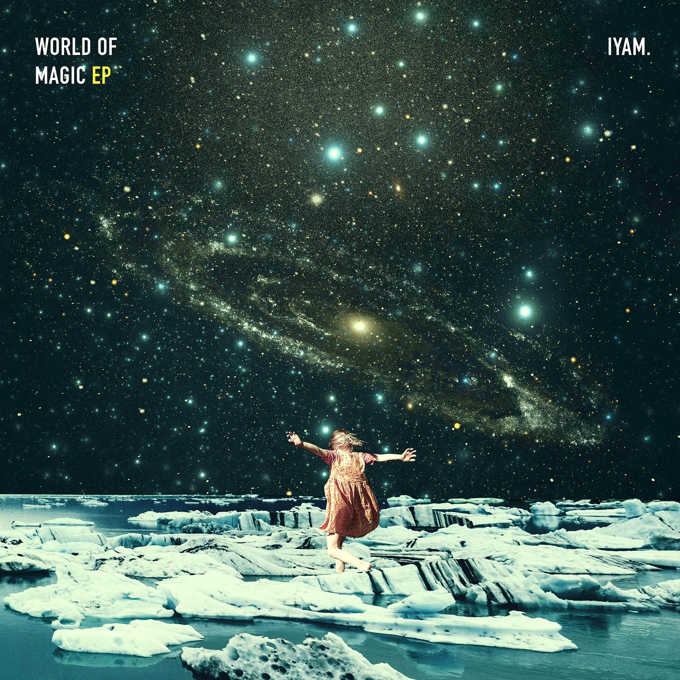 Album Review: 'World of Magic' by Iyam