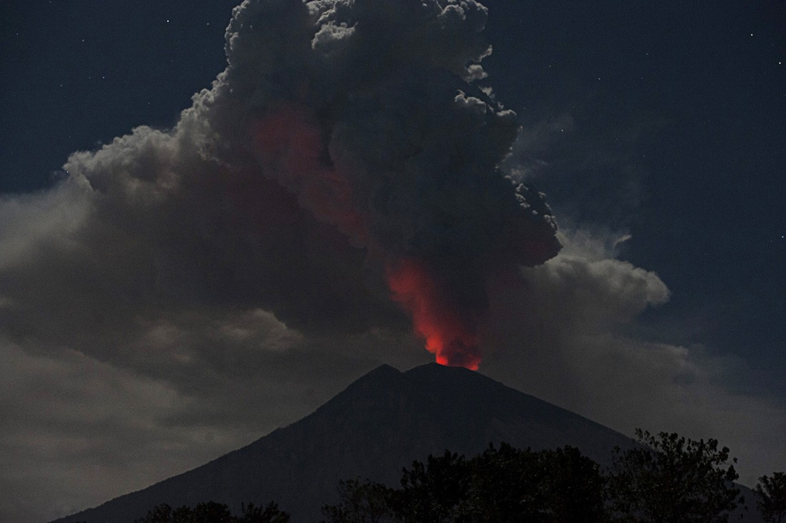 Wings Air flight from Semarang to Denpasar cancelled due to volcanic ash