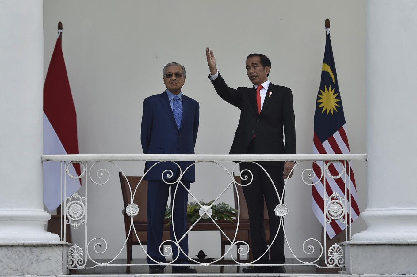 Indonesia, Malaysia must fight EU over CPO ban: Mahathir