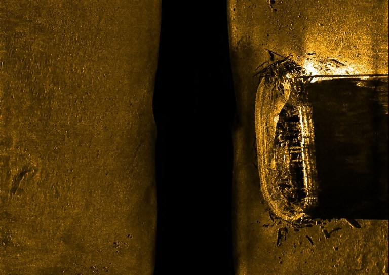 Climate change sinking Arctic archaeological treasures