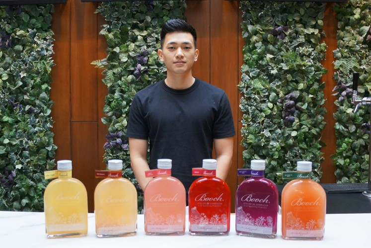 Jason Tanu is founder of Blue Zone Center Indonesia, a recently opened establishment that promotes healthy living.