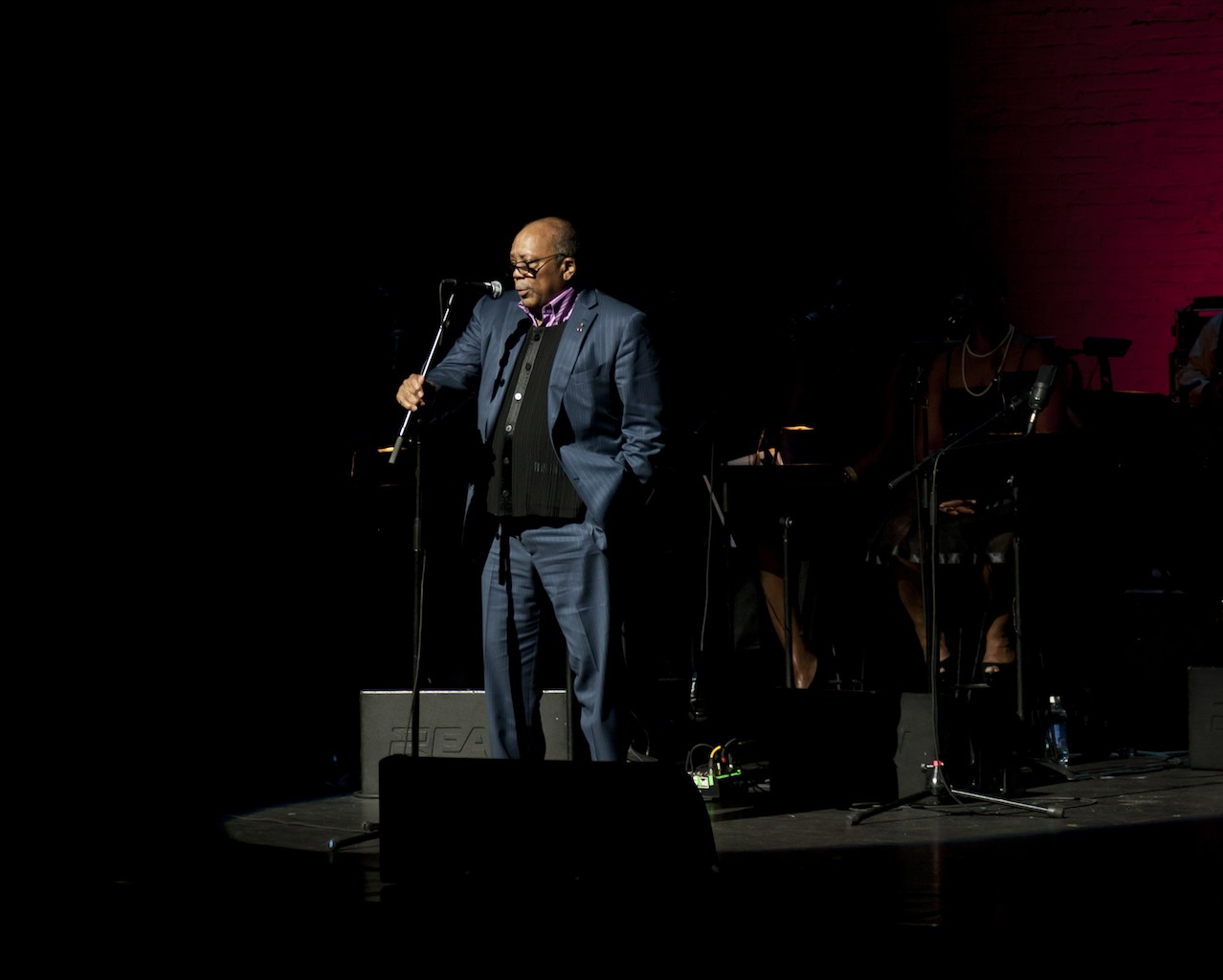 Quincy Jones honoured as Montreux Jazz Festival kicks off