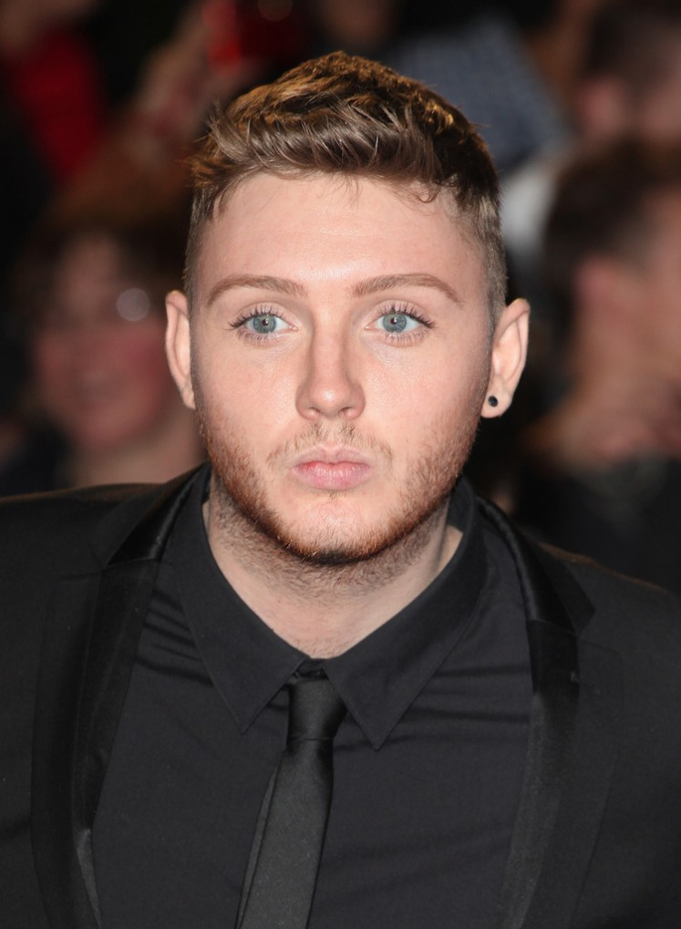 James Arthur is an ambassador for British mental health charity SANE