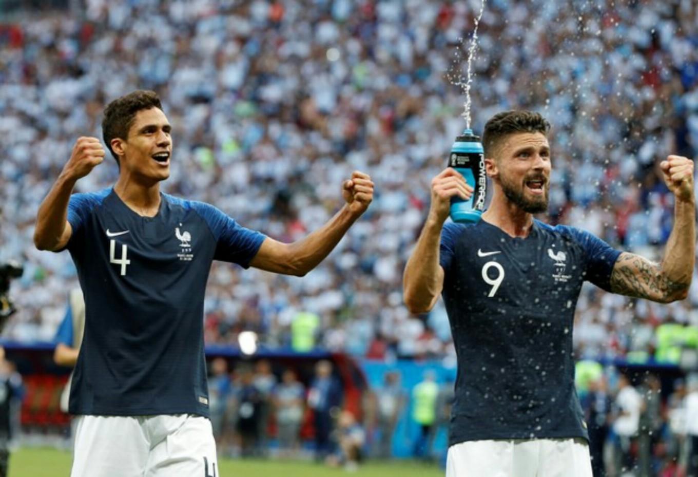 Goalless Giroud still a fixture in France's World Cup line-up