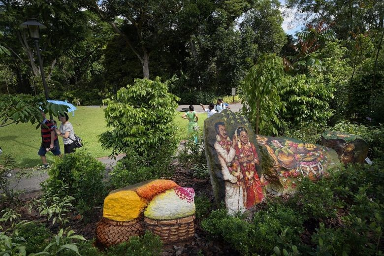 $5.8m Attraction Opens At Singapore Botanic Gardens
