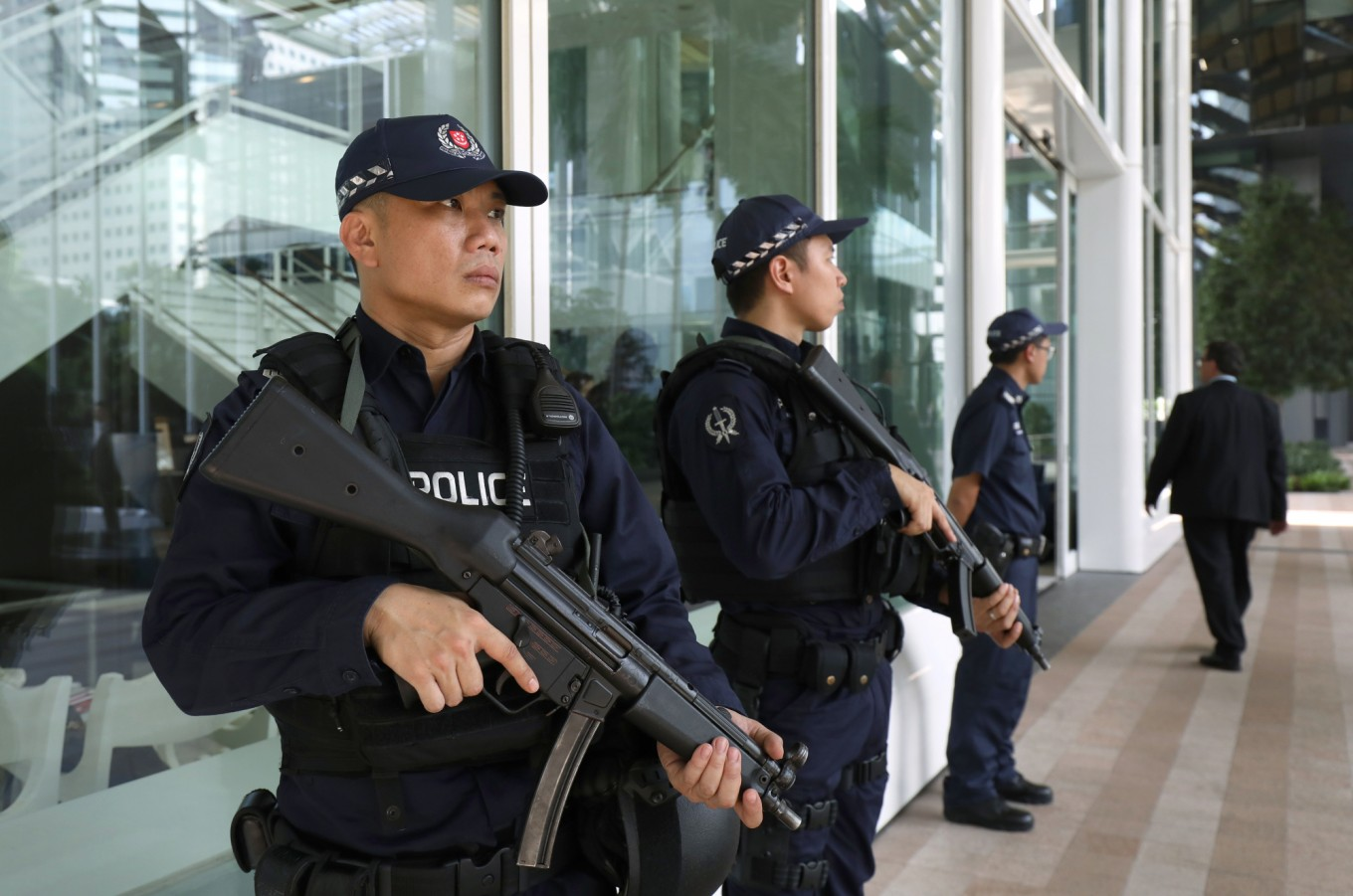 Singapore terrorism threat at highest since 9/11, minister says