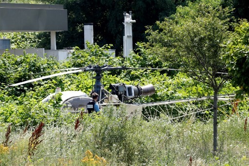 Notorious thief flees French jail by helicopter: prison authority
