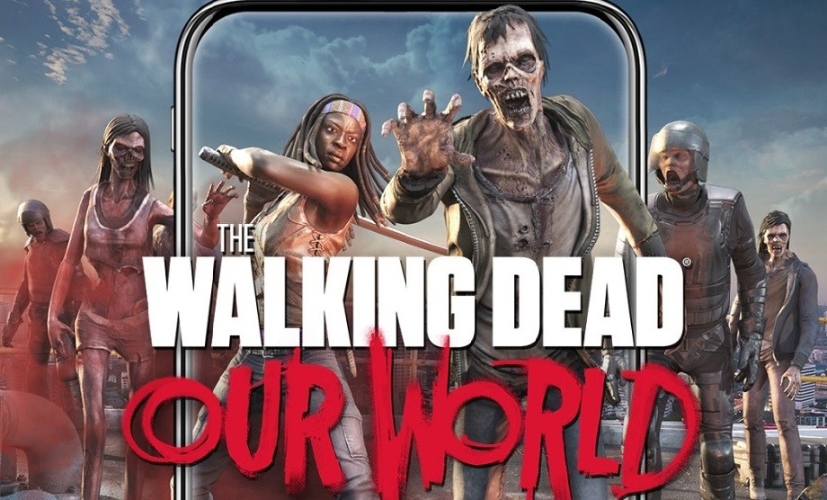 Track zombies with Pokémon Go-style 'The Walking Dead' mobile game
