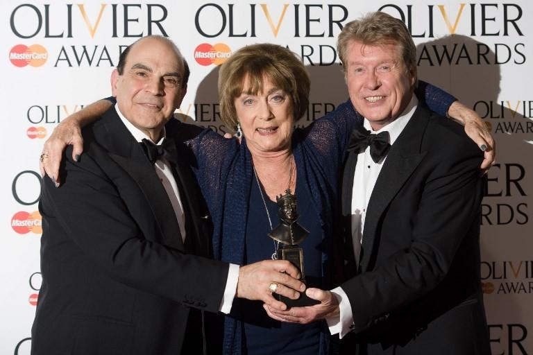 'Cats' choreographer Gillian Lynne dies at 92