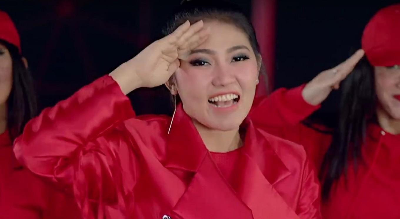 Via Vallen sings Asian Games official theme song
