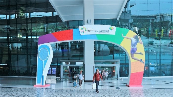 Free buses prepared for Asian Games visitors in Jakarta