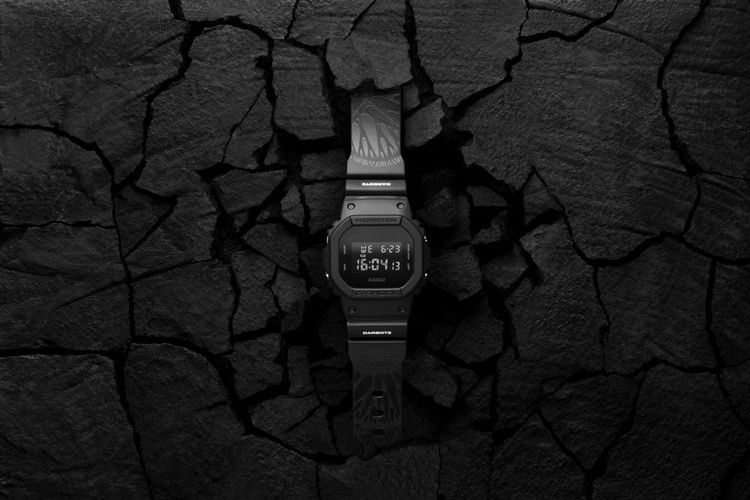 G-Shock collaborates with local graffiti artist Darbotz