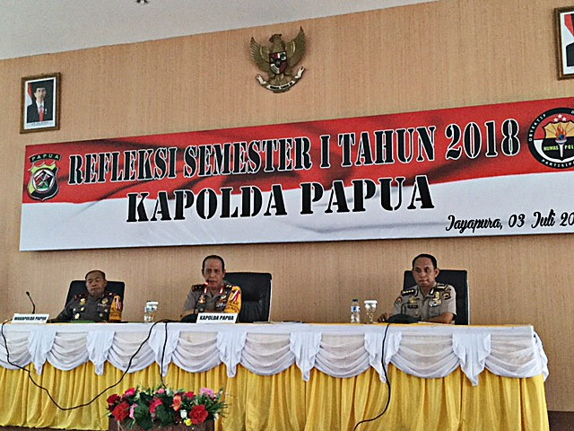 Dozens of civilians, personnel killed by armed groups in Papua, police say