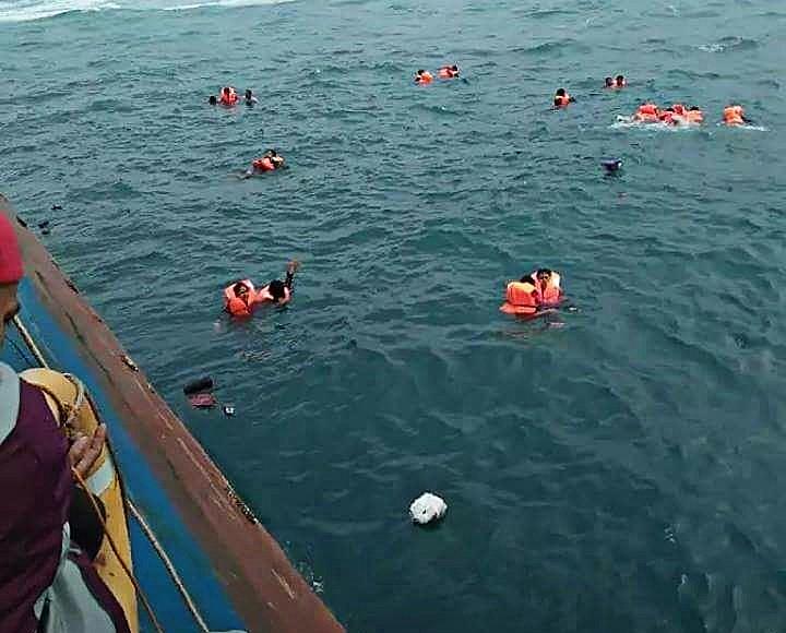 Death toll of KM Lestari Maju ship incident rises to 29