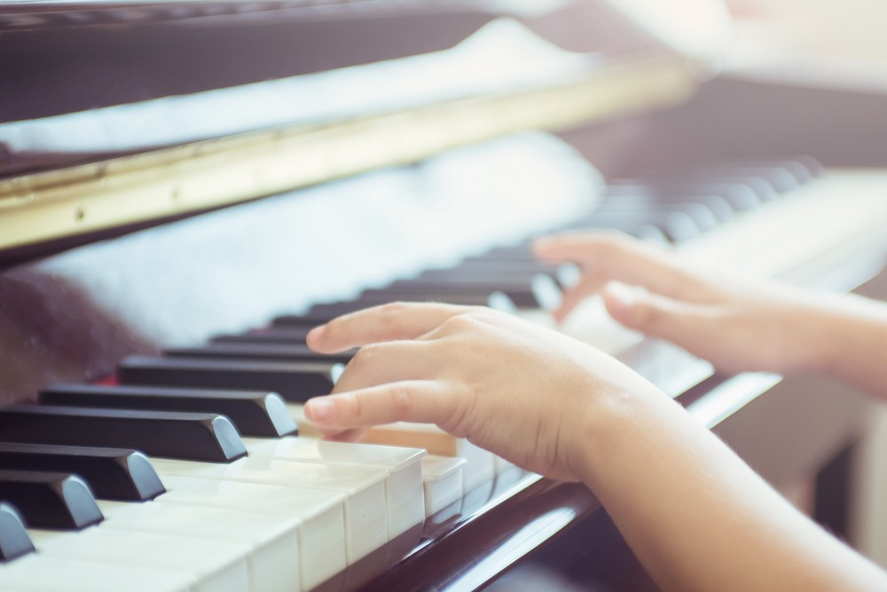 Music lessons can improve your child's grades