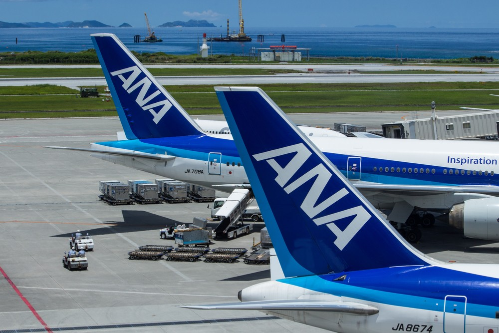 ANA to halt international flight on 16 routes from late March