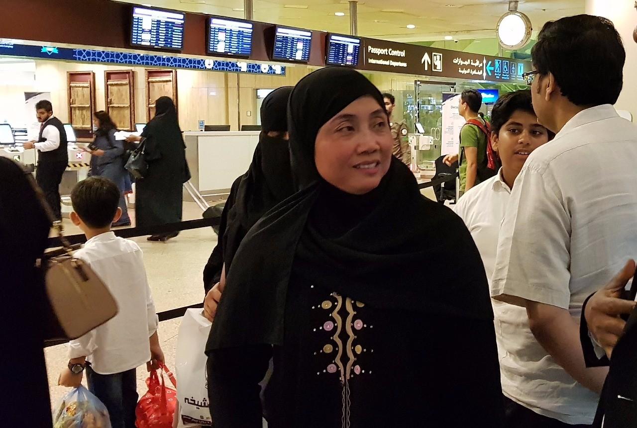 Karawang migrant worker returns home after acquittal in Saudi Arabia