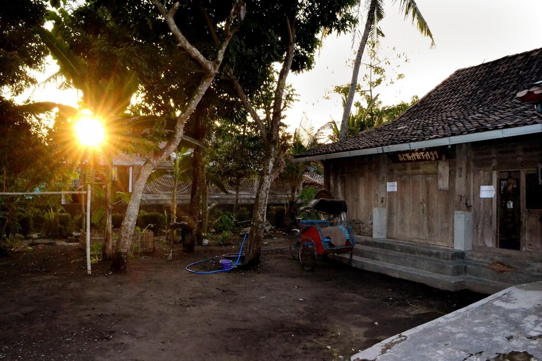 Wayang Beber Sekartaji Museum in Kanutan hamlet, Bantul, Yogyakarta.