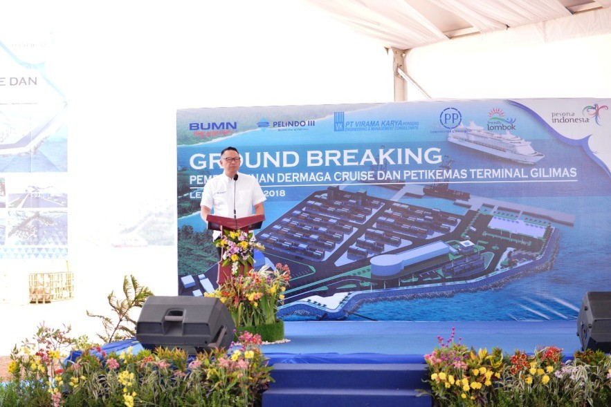 Gili Mas Port becomes new destination in West Lombok
