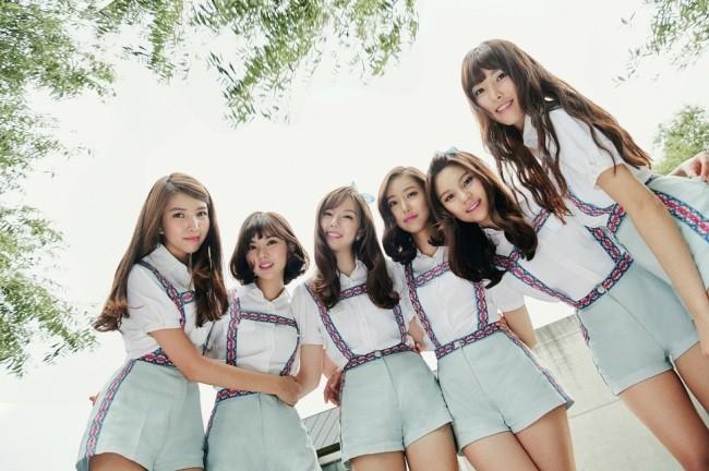 K-pop girl group GFRIEND to present first online concert