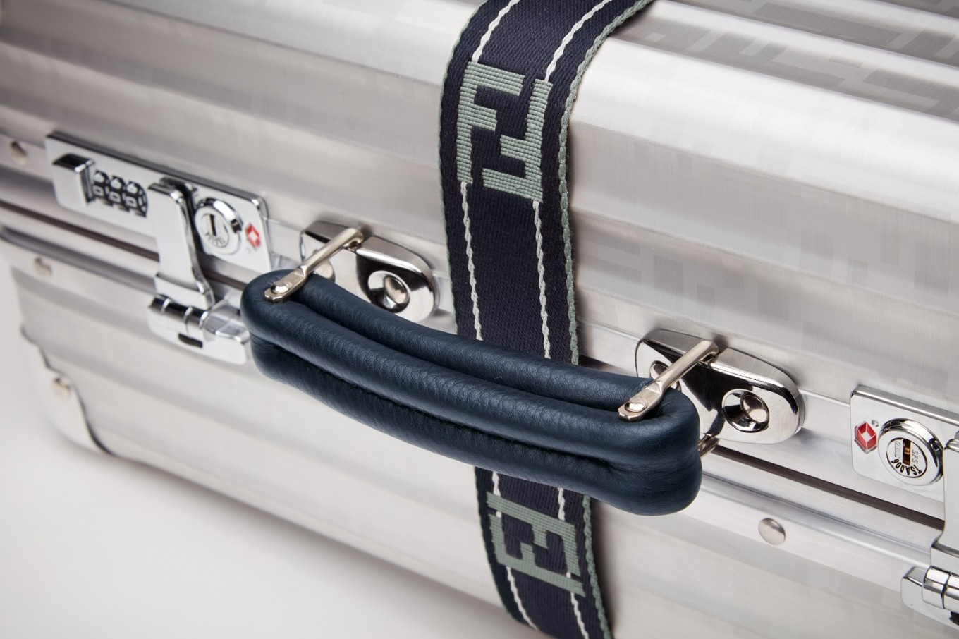 Fendi, Rimowa team up to release new suitcase line