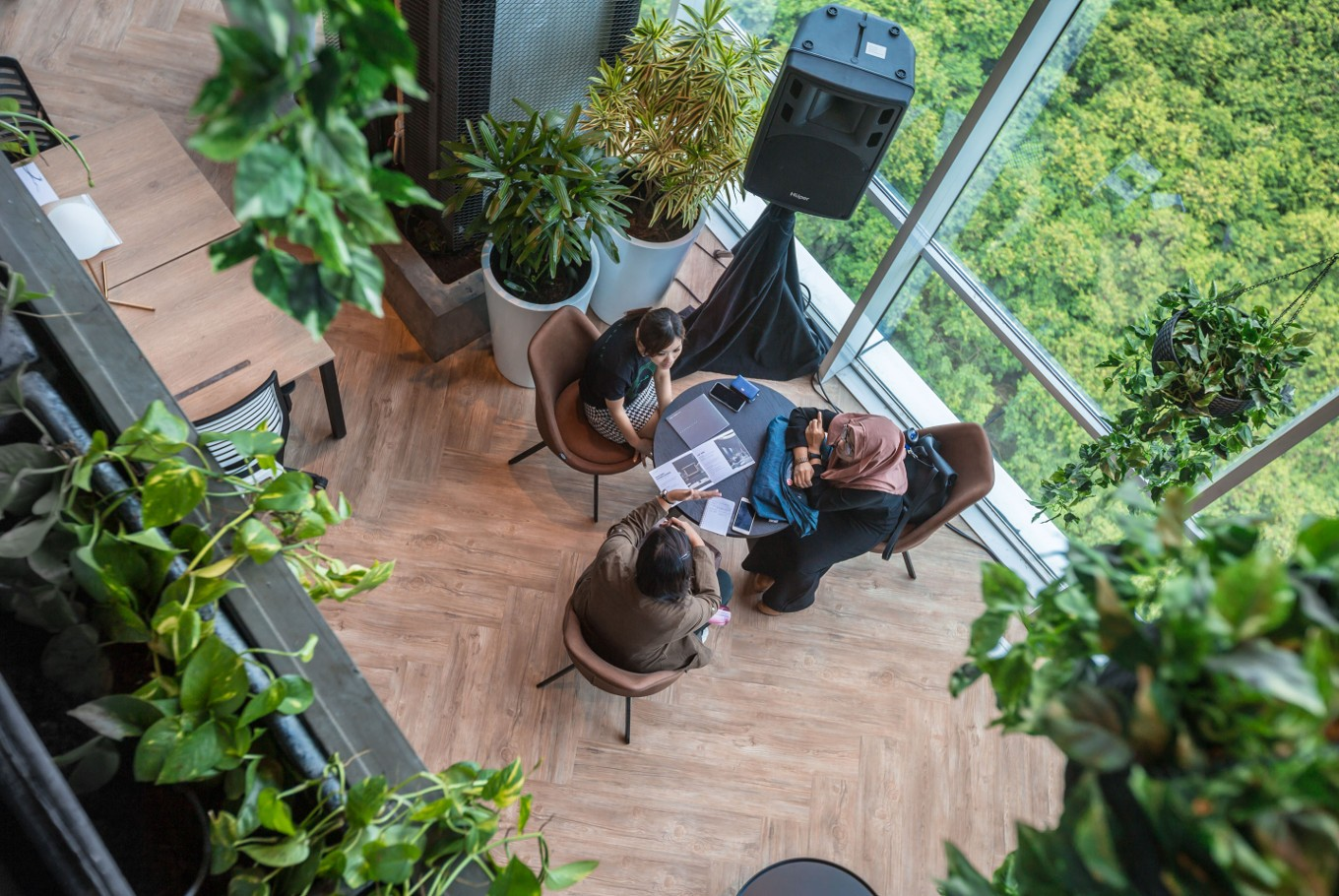 Jakpost guide to coworking spaces