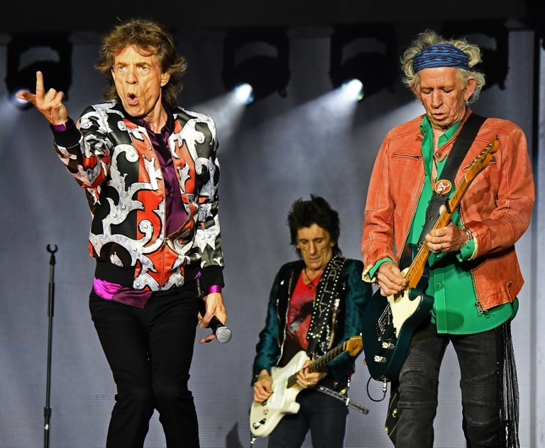 Rolling Stones to perform during global special supporting health workers