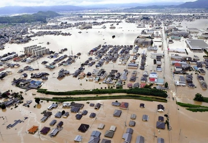 Race against time' to rescue Japan flood victims: PM ...