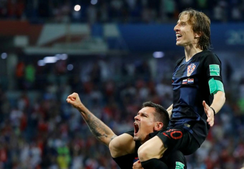 Croatia's Modric chasing World Cup dream after shootout win