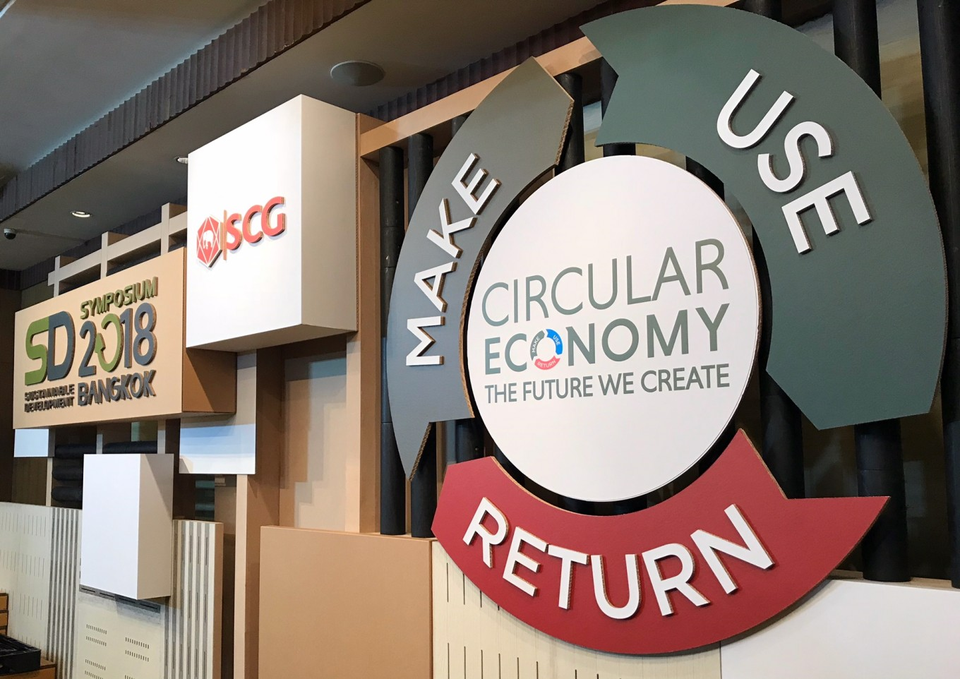 Rethinking impact: Investing in the circular economy to fight climate change