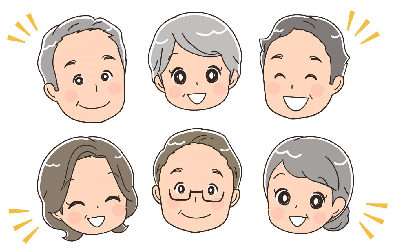 Elderly emerging as star characters in new manga genre