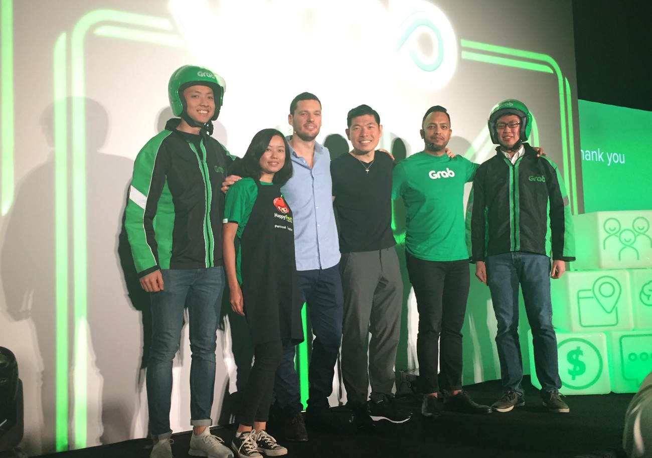 Grab launches GrabPlatform 'superapp' for users in Singapore, Indonesia