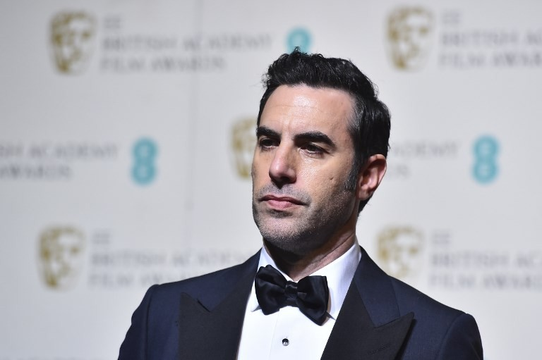 Star of 'Borat' and 'Bruno' returns satirical gaze to US
