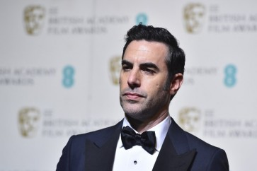 US lawmakers shown backing fake kindergarten gun scheme in Sacha Baron Cohen satire