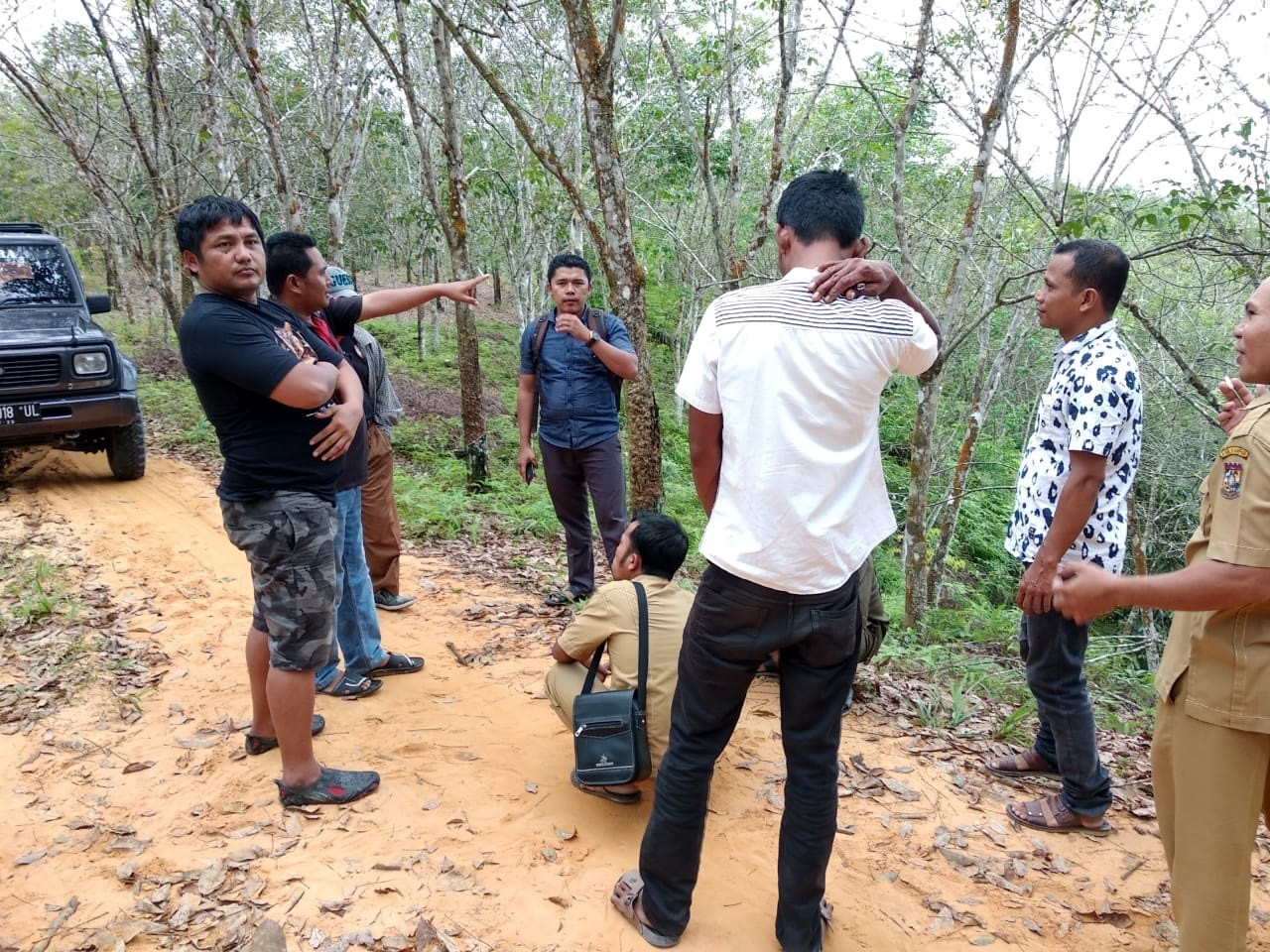 Team dispatched to track tigers in Riau