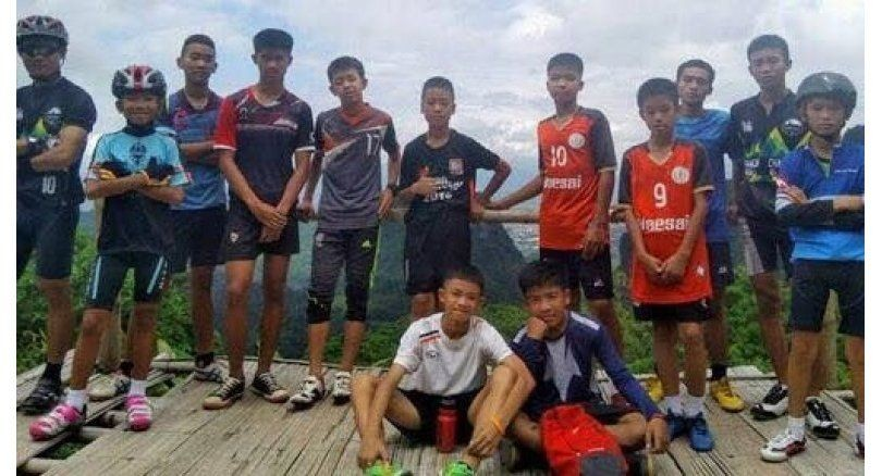 Rescued cave boys 'relatively strong': Doctors