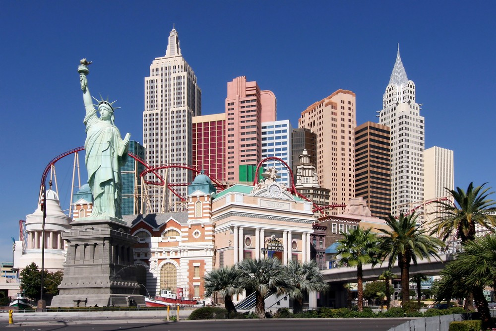 Las Vegas Statue of Liberty stamp costs US Postal Service $3.5m
