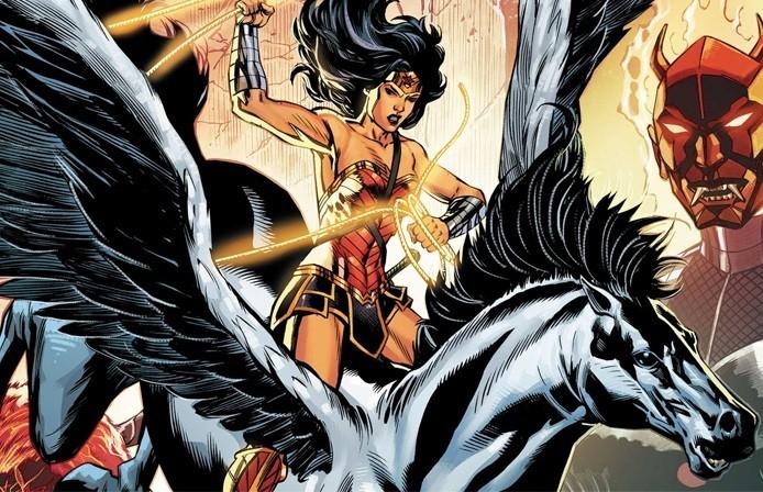 Ms. Marvel writer to helm new 'Wonder Woman'series