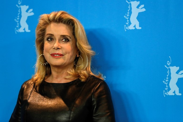 French film legend Deneuve wins Japan's top art prize