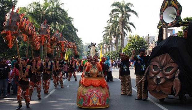 Bogor to host Helaran cultural parade