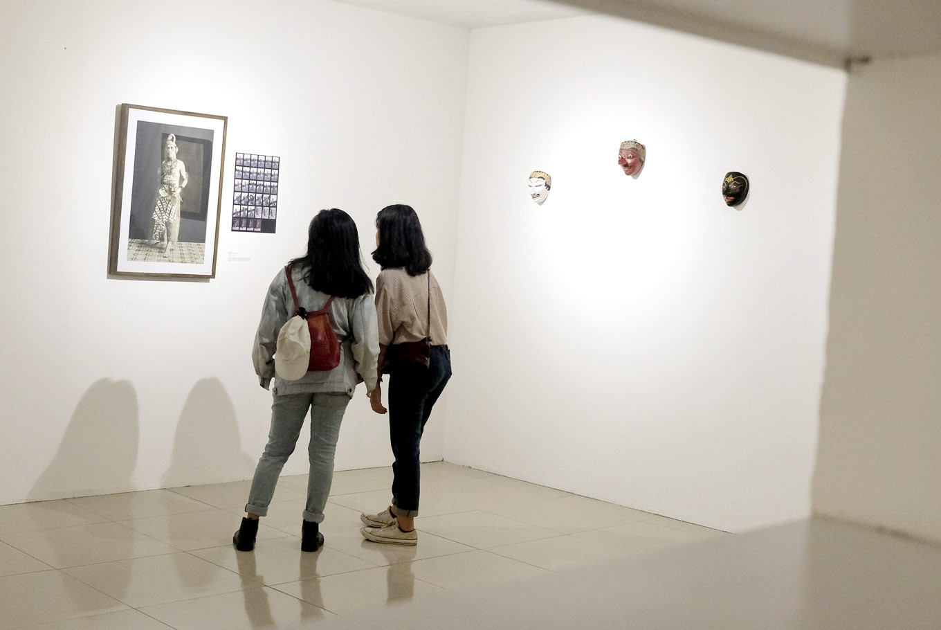 State palaces display collections in August's 'Indonesia World Spirit'