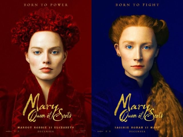First official trailer for 'Mary Queen of Scots' released