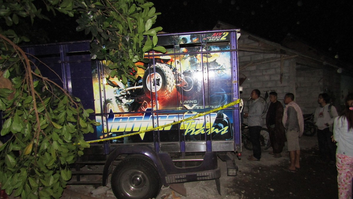 Densus 88 shoot dead three alleged terrorists in Yogyakarta