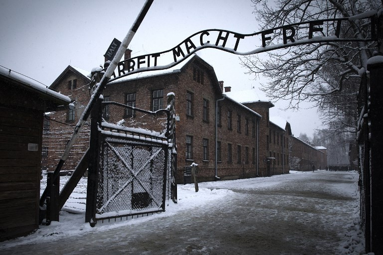 Tourists charged with stealing bricks from Auschwitz memorial