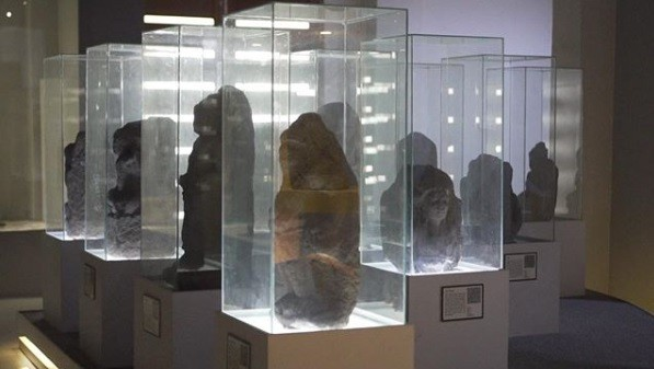 Ancient objects believed from Ming Dynasty found in East Java