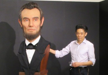Oscar-winning artist Tsuji brings his hyperrealist sculptures to Tokyo